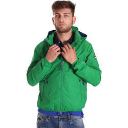 textil Hombre Cortaviento U.S Polo Assn. 38275 43429 Verde