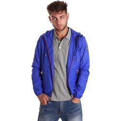 textil Hombre Cortaviento U.S Polo Assn. 38275 43429 Azul