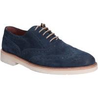 Zapatos Hombre Derbie Maritan G 140358 Azul