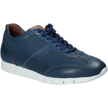 Zapatos Hombre Zapatillas bajas Maritan G 140557 Azul