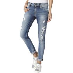 textil Mujer Vaqueros boyfriend Pepe jeans PL201090D400 Azul