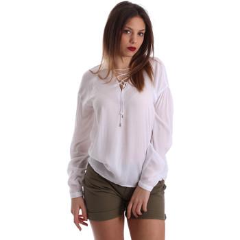 textil Mujer Tops / Blusas Gaudi 73BD47209 Blanco