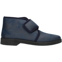Zapatos Hombre Pantuflas Clia Walk HOME126 Azul
