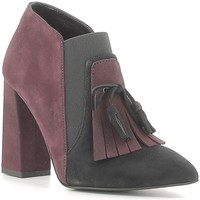 Zapatos Mujer Low boots Café Noir NMA543 Negro