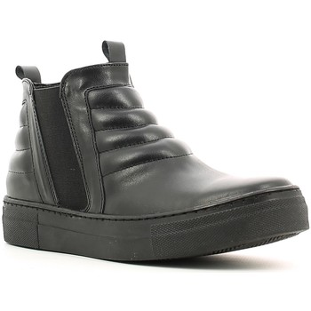 Zapatos Mujer Zapatillas altas Café Noir XV101 Negro