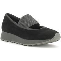Zapatos Mujer Bailarinas-manoletinas Café Noir NEM512 Negro