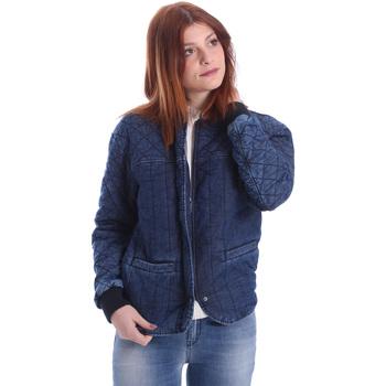 textil Mujer cazadoras Gas 255425 Azul