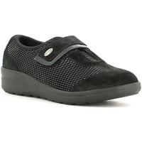Zapatos Mujer Mocasín Grunland SC1481 Negro