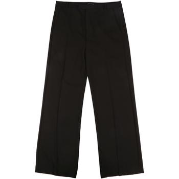 textil Mujer Pantalón de traje Fornarina BIF1I68C96600 Negro