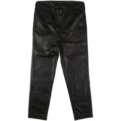 textil Mujer Pantalones chinos Fornarina BIF1I84P27900 Negro