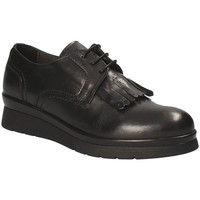 Zapatos Mujer Derbie Rogers 1521 Negro