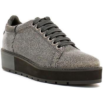 Zapatos Mujer Zapatillas bajas Apepazza DLG06 Gris