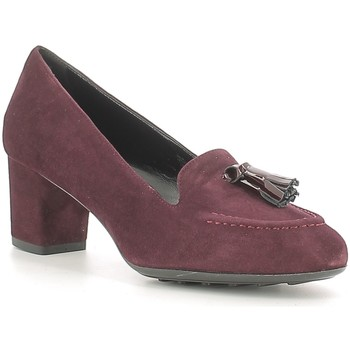 Zapatos Mujer Mocasín Grace Shoes 206 Rojo