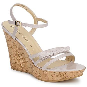 Zapatos Mujer Sandalias Peter Kaiser RUTH Beige