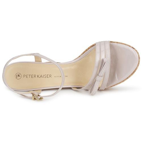 Kaiser Sandalias Ruth Beige Zapatos Peter Mujer wOn0PX8k