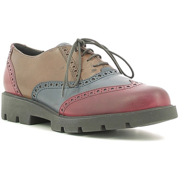 Zapatos Mujer Derbie The Flexx B234/03 Rojo