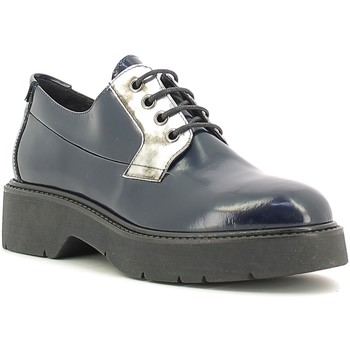 Zapatos Mujer Derbie Carmens Padova A38269 Azul