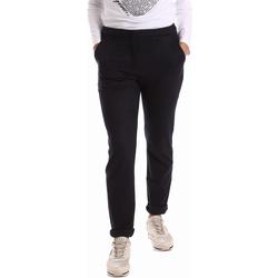 textil Mujer Pantalones chinos Gazel AB.PA.LU.0042 Azul