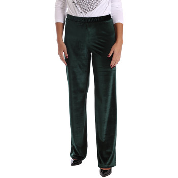 textil Mujer Pantalones fluidos Gazel AB.PA.LU.0039 Verde