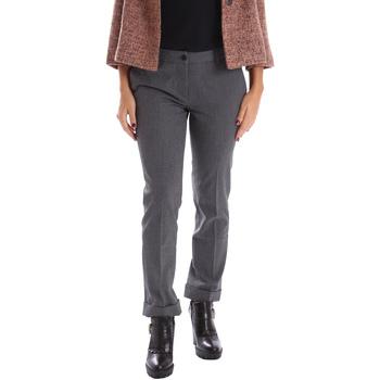 textil Mujer Pantalones chinos Gazel AB.PA.LU.0040 Gris
