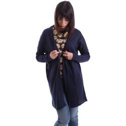 textil Mujer Chaquetas de punto Gazel AB.MA.CA.0055 Azul