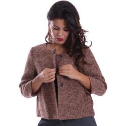 textil Mujer Abrigos Gazel AB.CS.GI.0043 Rosado