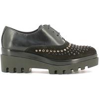 Zapatos Mujer Richelieu Soldini 20030-2 Negro