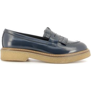 Zapatos Mujer Mocasín Soldini 20027-2 Azul