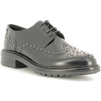 Zapatos Mujer Derbie Soldini 19963-B Negro