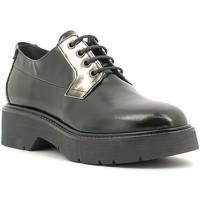 Zapatos Mujer Derbie Carmens Padova A38269 Negro