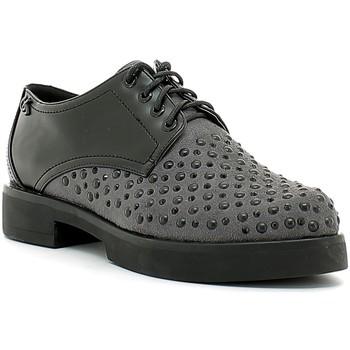 Zapatos Mujer Derbie Byblos Blu 6670H4 Negro
