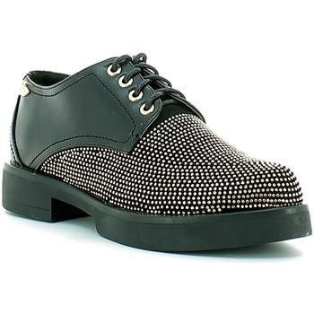 Zapatos Mujer Derbie Byblos Blu 6670H5 Negro