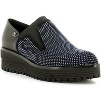 Zapatos Mujer Slip on Byblos Blu 6670Q6 Negro