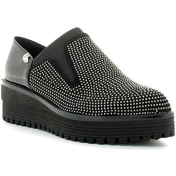 Zapatos Mujer Slip on Byblos Blu 6670Q7 Negro