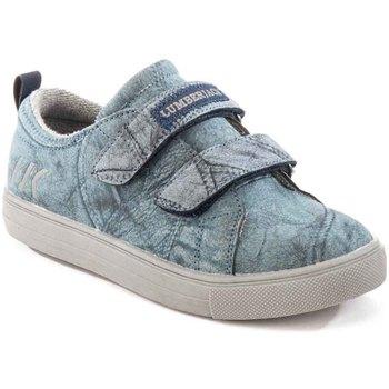 Zapatos Niños Zapatillas bajas Lumberjack SB32705 005 M64 Azul