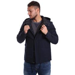 textil Hombre Plumas Antony Morato MMCO00424 FA600100 Azul