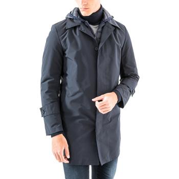 textil Hombre Plumas Antony Morato MMCO00540 FA600100 Azul