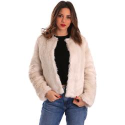 textil Mujer Abrigos Gaudi 821BD39002 Beige