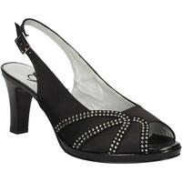 Zapatos Mujer Sandalias Grace Shoes E7793 Negro