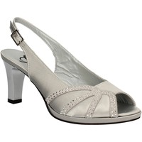 Zapatos Mujer Sandalias Grace Shoes E7793 Gris