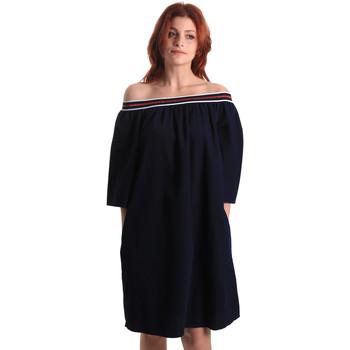 textil Mujer Vestidos cortos Fornarina SE178D60D883NT Azul