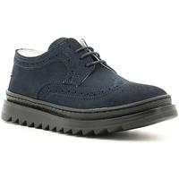 Zapatos Niño Derbie Melania ME6073F6I.D Azul