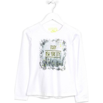 textil Niños Jerséis Losan 624 1204AB Blanco
