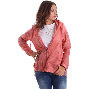 textil Mujer Cortaviento Fornarina BE173C30N29968 Rosado