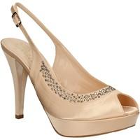Zapatos Mujer Sandalias Grace Shoes 2046 Oro