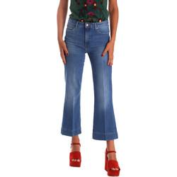 textil Mujer Vaqueros bootcut Wrangler W230BG39W Azul