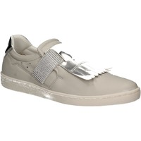 Zapatos Mujer Slip on Keys 5058 Blanco