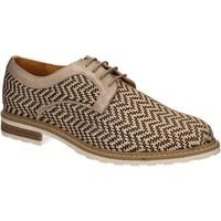 Zapatos Mujer Derbie Keys 5095 Rosado