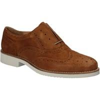 Zapatos Mujer Derbie Maritan G 140564 Marrón