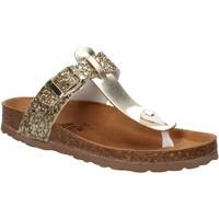 Zapatos Mujer Chanclas Everlast EV-106 Oro